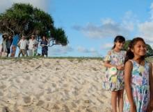 Kulari Ke Pantai, Road Trip Seru Bersama Si Kecil