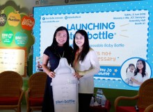 Foto : Launching Steri-Bottle di JCC Senayan