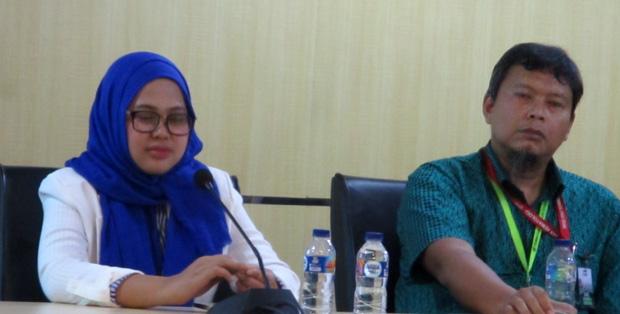 Natarini Setianingsih dan dr. Mururul Aisyi, SpA(K)