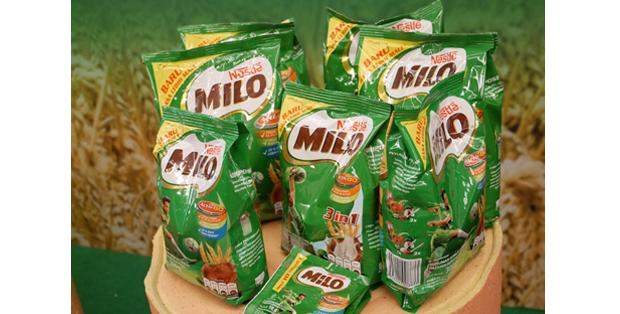 produk milo baru