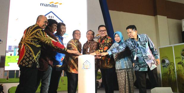 Pembukaan REI Mandiri Property Expo 2018