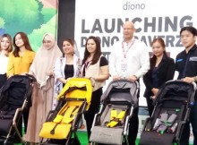 Foto : Launching Produk Diono Traverze