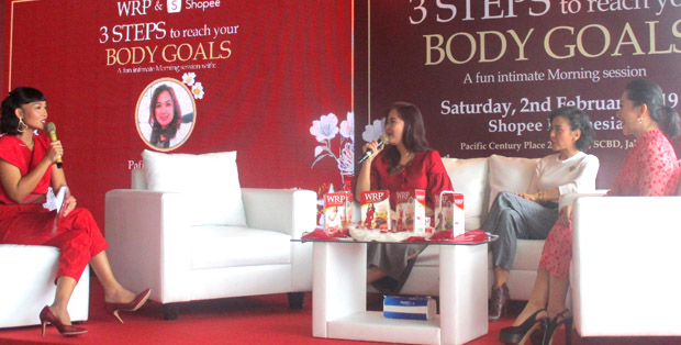 Talkshow 3 Steps to Reach Your Body Goals