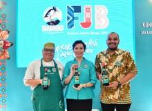 "Foto : Press Conference menyambut Festival Jajanan Bango 2019 ""Kelezatan Asli, Lintas Generasi"""