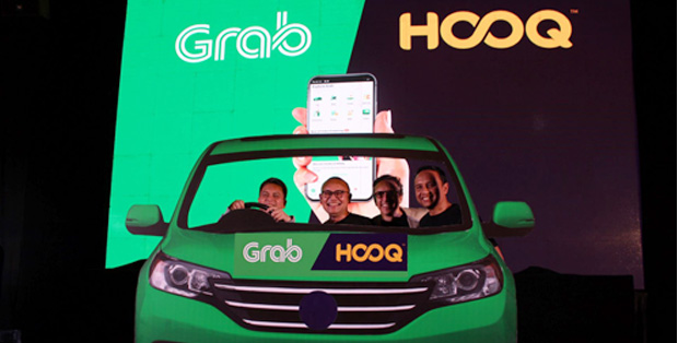 Foto : Grab x Hooq