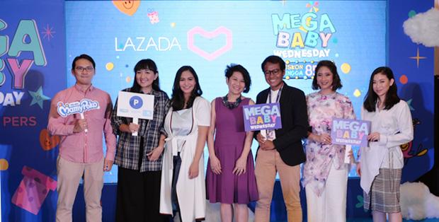 LAZADA-MEGA BABY WEDNESDAY