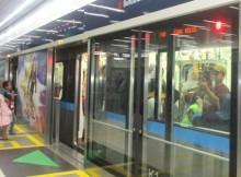 Yuk Jaga Kebersihan MRT Jakarta