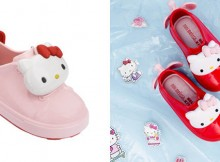 Koleksi Kolaborasi Melissa + Hello Kitty, sub brand Mini Melissa