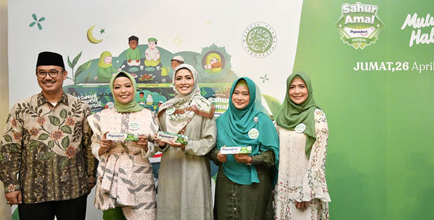 Pengenalan program Pepsodent Herbal Sahur Amal 2019