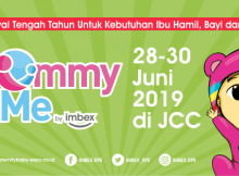 """Crazy Attack"" hingga 80% di festival Mommy n' Me 2019"