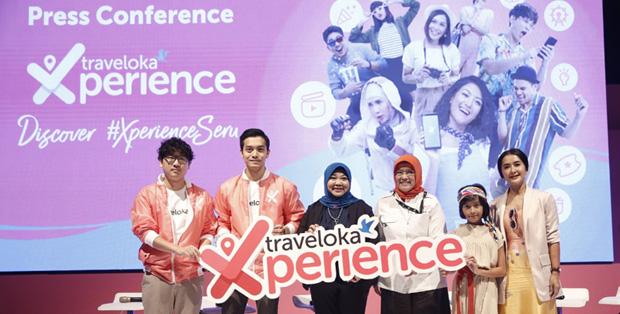 Traveloka Xperience Discover #XperienceSeru