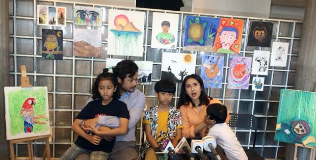 Foto : The Sasono's Family