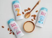 Foto : Rangkaian produk Pure Baby