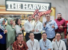Foto : Pembukaan Gerai ke-11 The Harvest Express