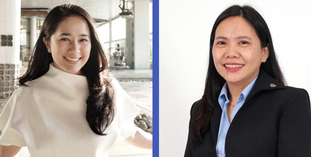 Foto : Nucha Bachri (kiri) Nucha Bachri sebagai Chief Content Officer Parentalk dan Frida Dwiyanti (kanan) selaku Primary Principal - L'Avenue Campus Sampoerna Academy