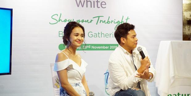 Foto : Peluncuran Natur-E White Series