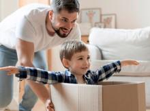 Tips Meningkatkan Bonding Daddy dan Anak