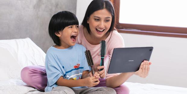 Tips Si Kecil Makin Pintar Belajar di Rumah