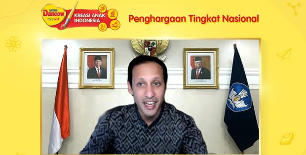 Bapak Nadiem Makariem, Menteri Pendidikan dan Kebudayaan Indonesia