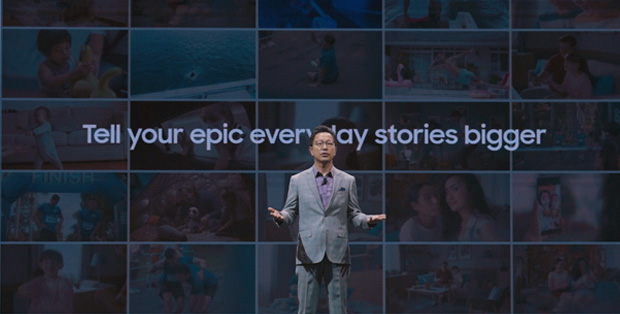 Foto : Yoonso Kim, Presiden Samsung Electronics Indonesia